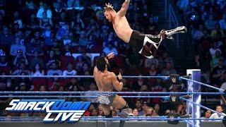 Sami Zayn vs. Jinder Mahal: SmackDown LIVE, May 2, 2017