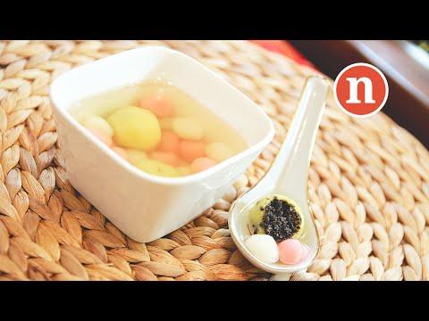 Glutinous Rice Balls | Kuih Ee | Tong Yuen | Tang Yuen | 湯圓 [Nyonya Cooking]