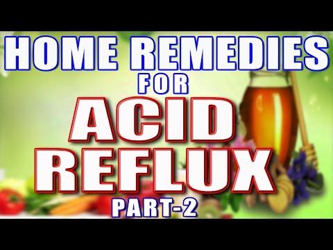 Home Remedies For Acid Reflux Part 2 II अम्ल प्रतिवाह के लिए घरेलु उपचार भाग-2 II
