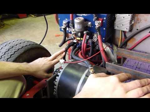 Electric Go-kart Build Log - Part 3