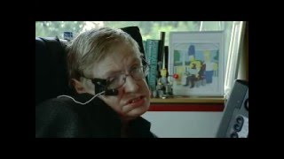 Stephen Hawking discusses his stint on