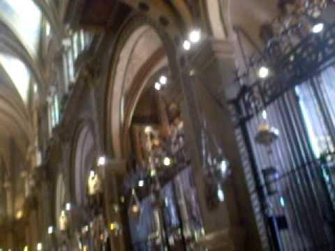 Basilica,Montserrat