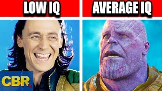 Ranking The Dumbest Marvel Villains In The MCU