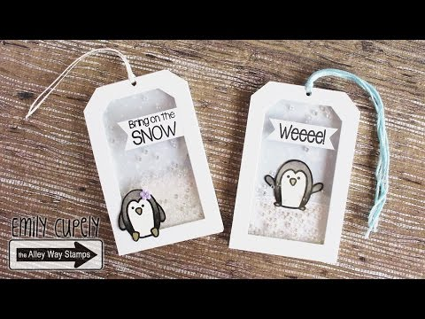 Shaker Gift Tags