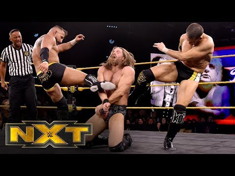 Xxx Mp4 Undisputed ERA Vs Grizzled Young Veterans – Dusty Rhodes Classic Semifinal WWE NXT Jan 22 2020 3gp Sex