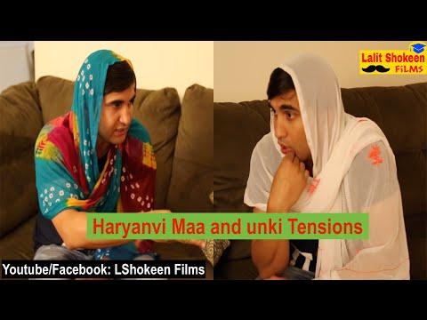 Xxx Mp4 Haryanvi Maa And Unki Tensions Lalit Shokeen Comedy 3gp Sex
