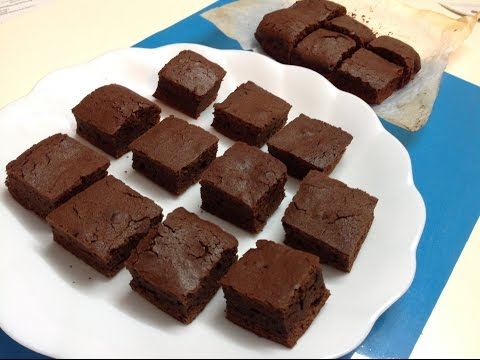 How to Make Brownie In Pressure Cooker-Without Oven Brownie - Soft & Chewy Brownie