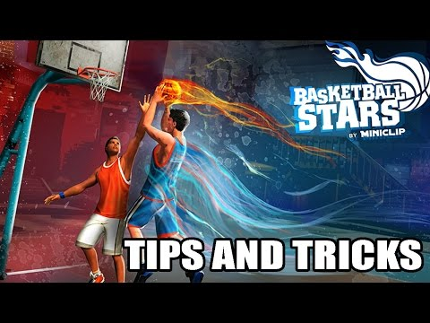 Basketball Stars: Tips & Tricks! A Free Mobile Game From Miniclip