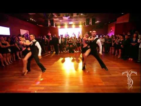 THE SALSA ROOM - LITTLE BLACK DRESS 2012 The CoboBrothers