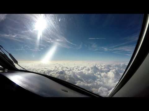 Embraer E175 Atlanta arrival