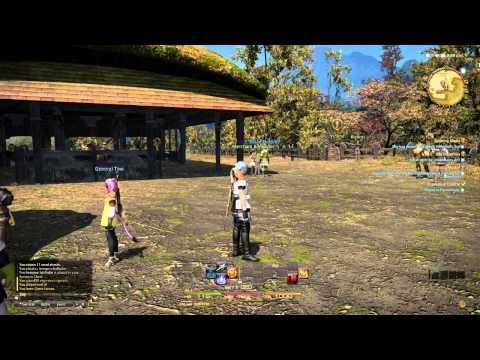 Gameplay 7 - Final Fantasy XIV PS4 Beta