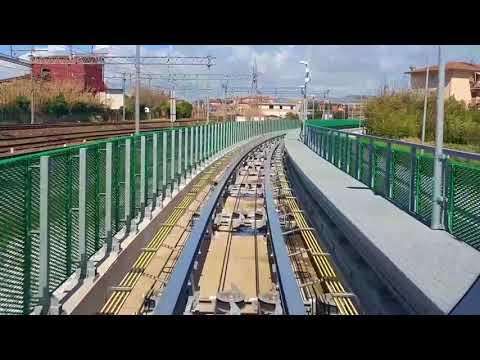 People Mover Pisa Aeroporto - Pisa Stazione - Saverio Pepe