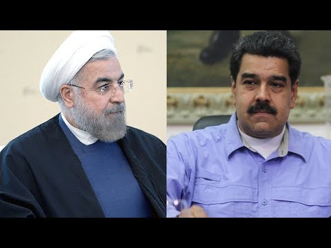 US Sanctions on Iran and Venezuela: Illegal and Destructive