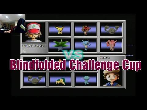 Blindfolded - Pokemon Stadium 2 Challenge Cup
