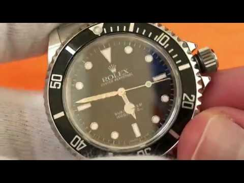 I Just Learned How to Set a Rolex Watch