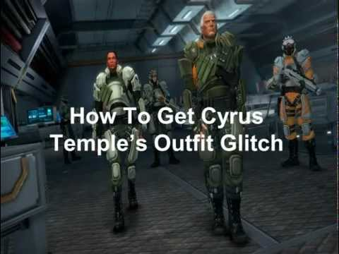 How To Get Cyrus Temple's Outfit Glitch (Major)