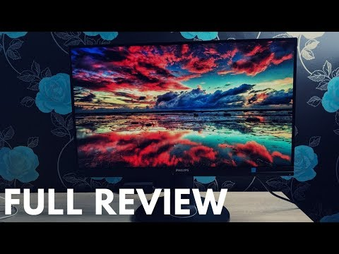 Philips 4K 272P7VPTKEB 27 inch Monitor Review