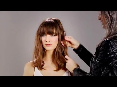 Hair Tutorial: How to Piecey Smooth