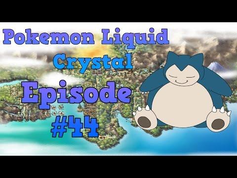 Pokemon Liquid Crystal Walkthrough - Part 44: Radio Card Upgrade and Waking the Sleeping Snorlax