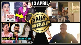 Deepika On Pregnancy, Malaika Arjun Visit Hospital, Sara REPLACES Disha | Top 10 News