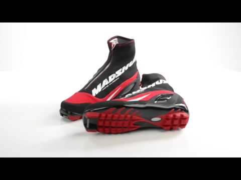 Madshus Nano Carbon Classic Cross-Country Ski Boots - NNN (For Men and Women)