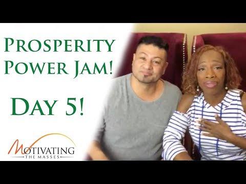 [Day #5] Power Jam With Lisa Nichols & Matt Gil!