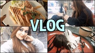 Random Vlog | Life in Lahore - Emporium & Packages Mall | Cafe Jade