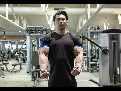 HOW TO GET BIG ARMS 2