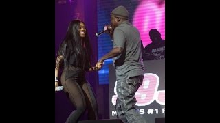 Trick Daddy Crashes Trina Concert