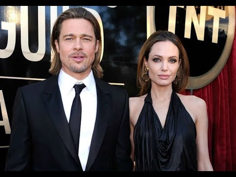 Brad Pitt Scores A Major Victory In His Ongoing Custody Fight With Angelina Jolie