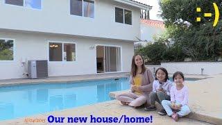 We Just Bought a New House! Hulyan and Maya