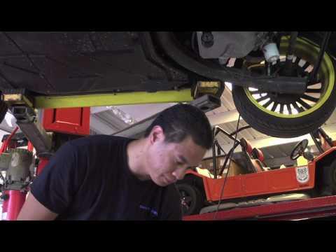 smart car Motor Mount Install