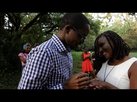 Best Marriage Proposal : Lisa + Arnold Surprise Engagement