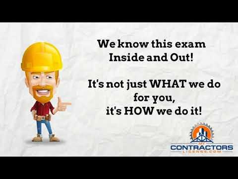 2018 West Virginia NASCLA General Contractor Exam Prep Course 🔨 🔨