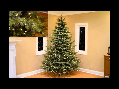 Victorian Fir Artificial Christmas Trees - Treetime