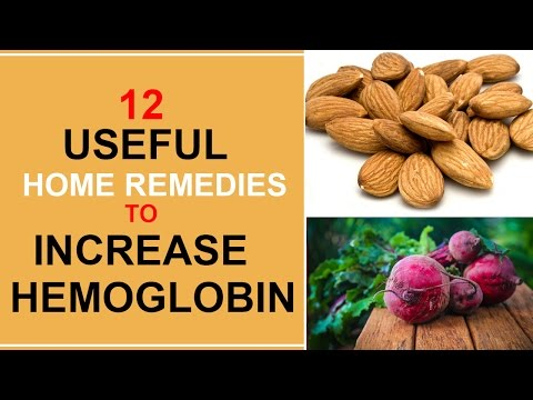 12 Useful Home Remedies To Increase Hemoglobin