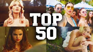 TOP 50 Female Songs of 2017