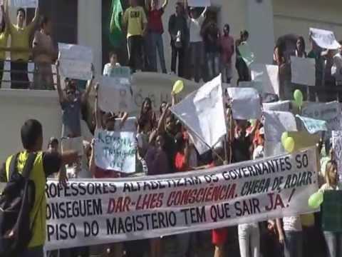 MANISFESTAÇAO NO JOGO DO BRAZIL ALEMANHA