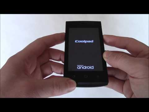 How To Hard Reset A Coolpad Rogue Smartphone