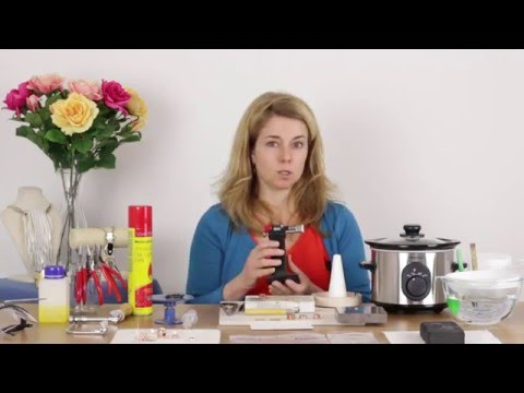 Jewellery School Online -  How to Make Jewelry at Home - Site Trailer