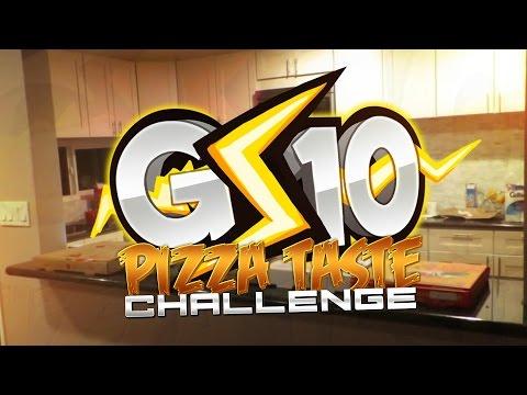 Pizza Taste Challenge