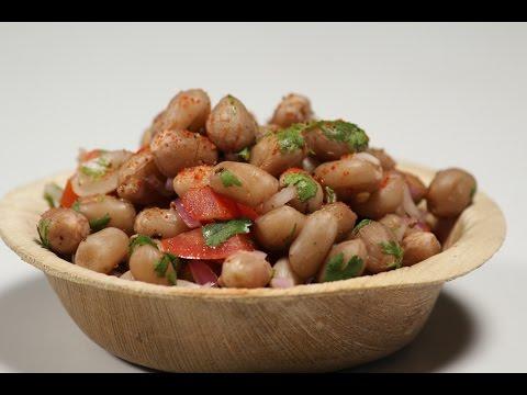 Peanut Chaat | Sanjeev Kapoor Khazana
