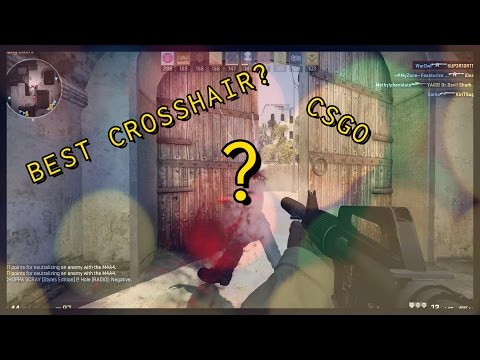 How to Get The Best Crosshairs in CSGO!