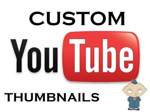 How to make a custom thumbnail 2012