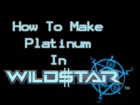How To Make Platinum In Wildstar