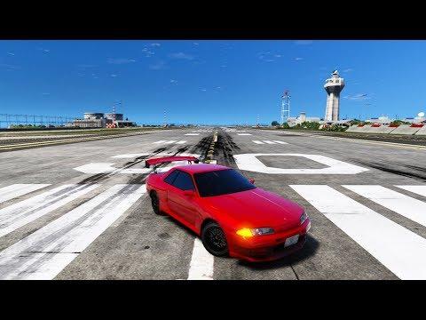 GTA 5 - Nissan Skyline GT-R (BNR32) 1990 Walk-around & Customization Trailer HD(VisualV, NVR & MVGA)