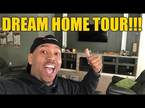 Motivation Cribs: My MTV Cribs Style House Tour - From $350,00 to $550,000 in 4 Years