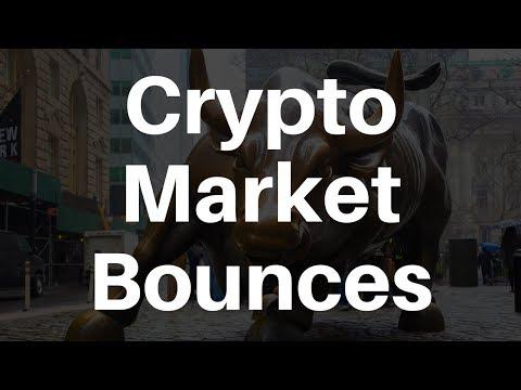 Bitcoin Runs, Rest of Crypto Follows.. Shorts get smashed