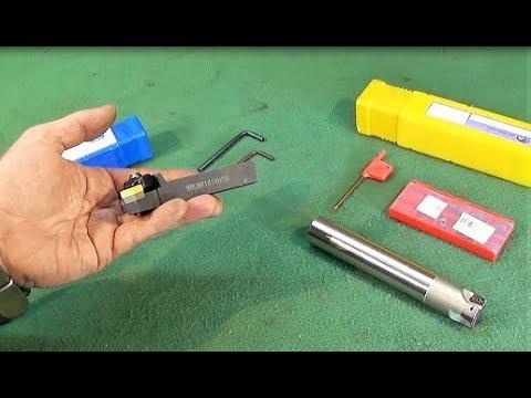 Modify Large Shank Turning Tools For Use On Myford & Mini Lathes