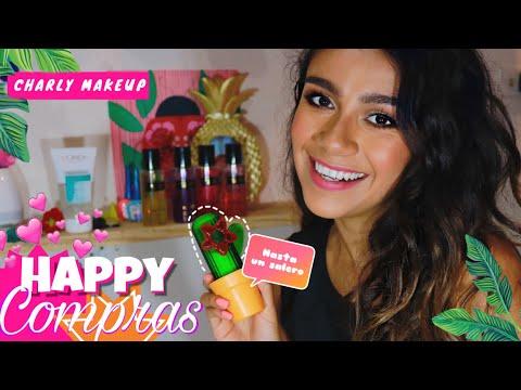Happy compras Hasta un salero compre en Perú | Charly Makeup